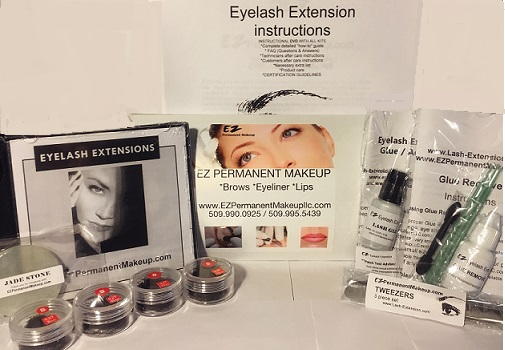 Lash Extensions and Accessories