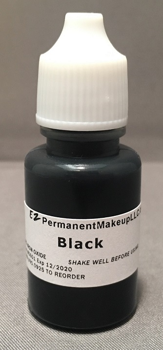 Pigments 1/3 ounce (No Iron Oxide)