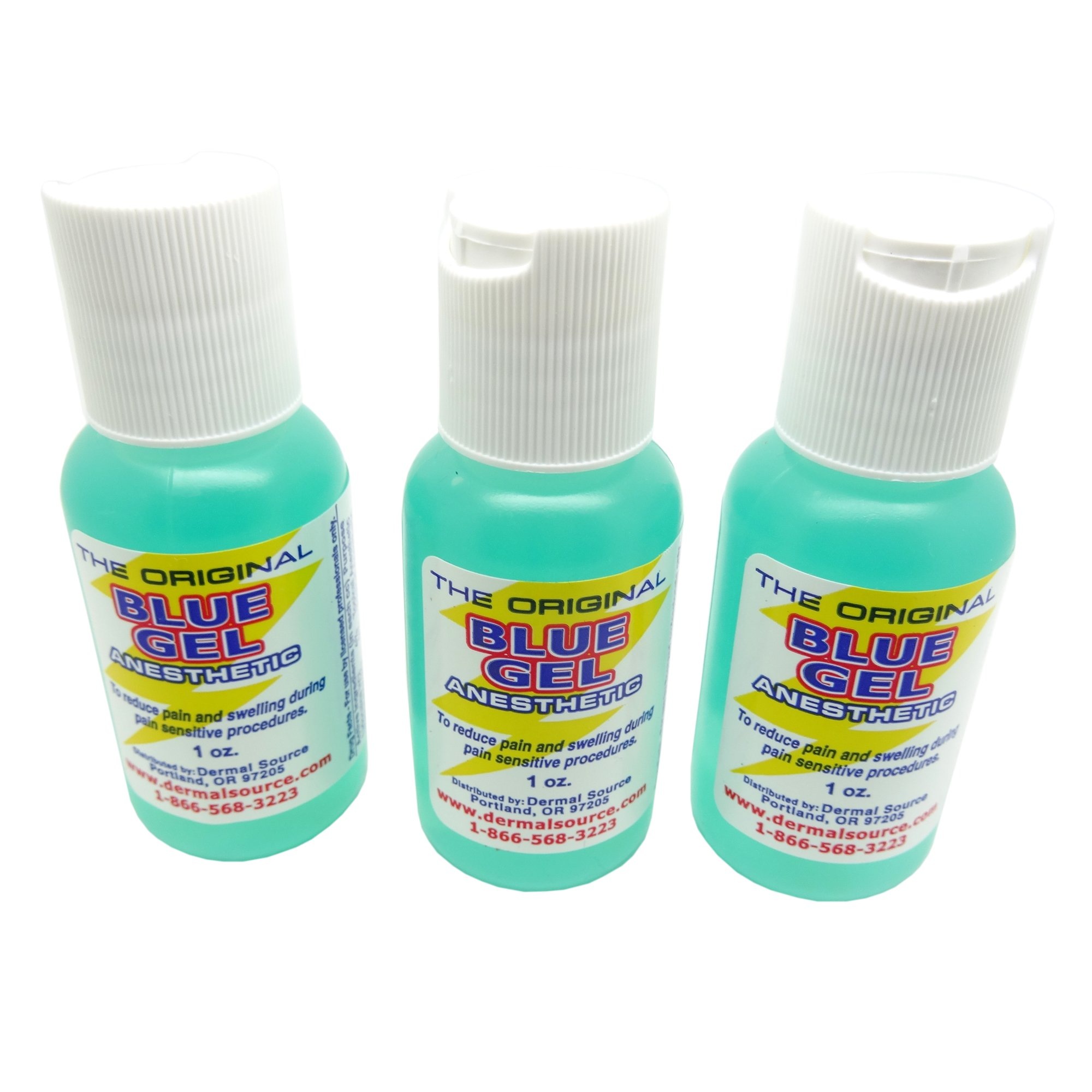 Blue Gel Anesthetic TOP SELLER!