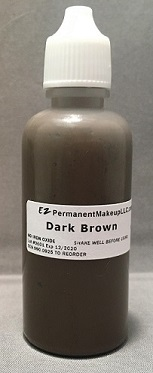 Dark Brown Pigment 1oz
