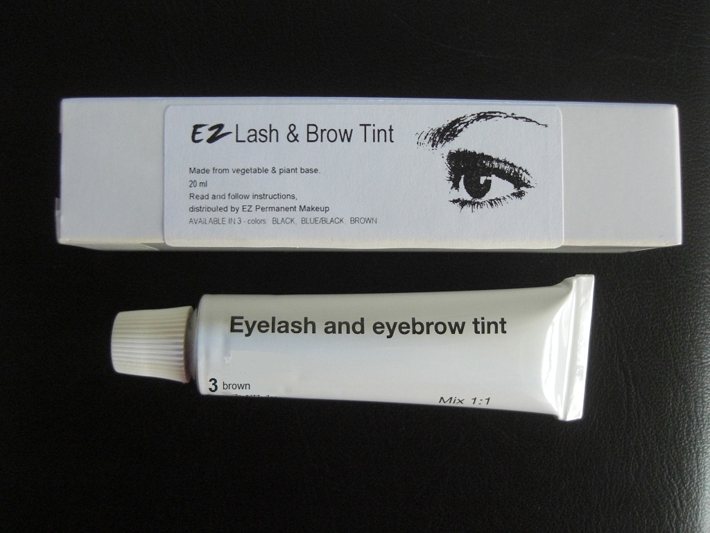 Tint Brown Single Tube