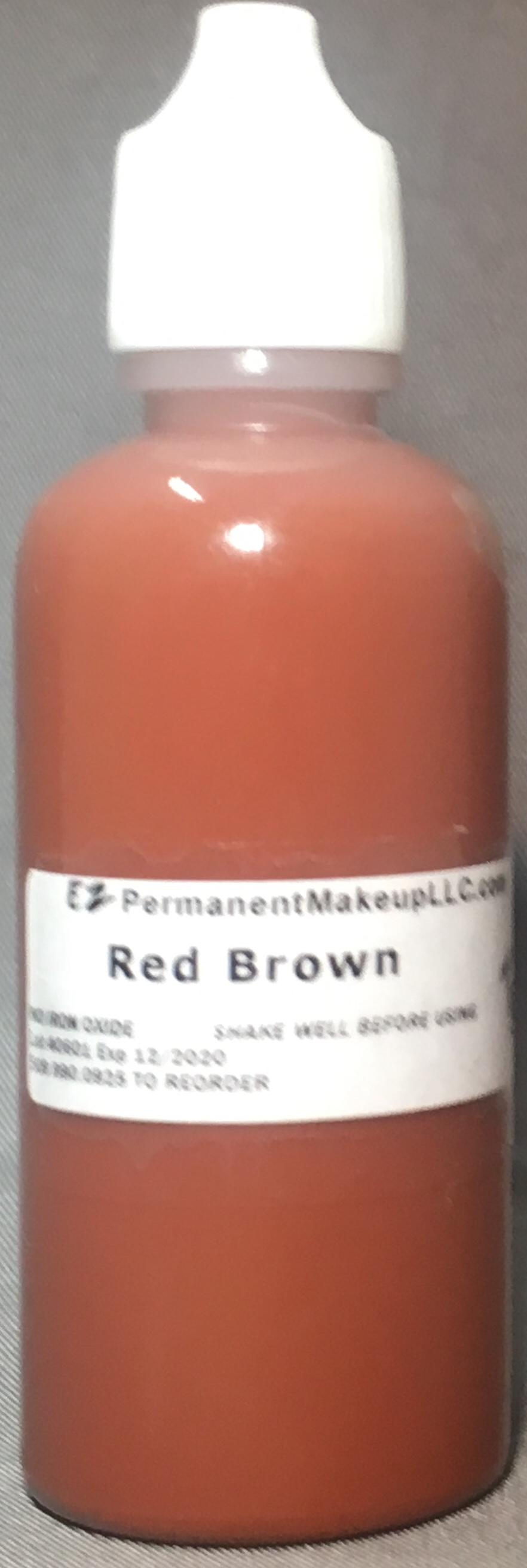 Red Brown Pigment 1oz