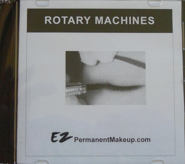 Rotary Machine Assembly DVD