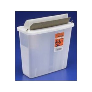 Sharps Container MEDIUM 2 qt