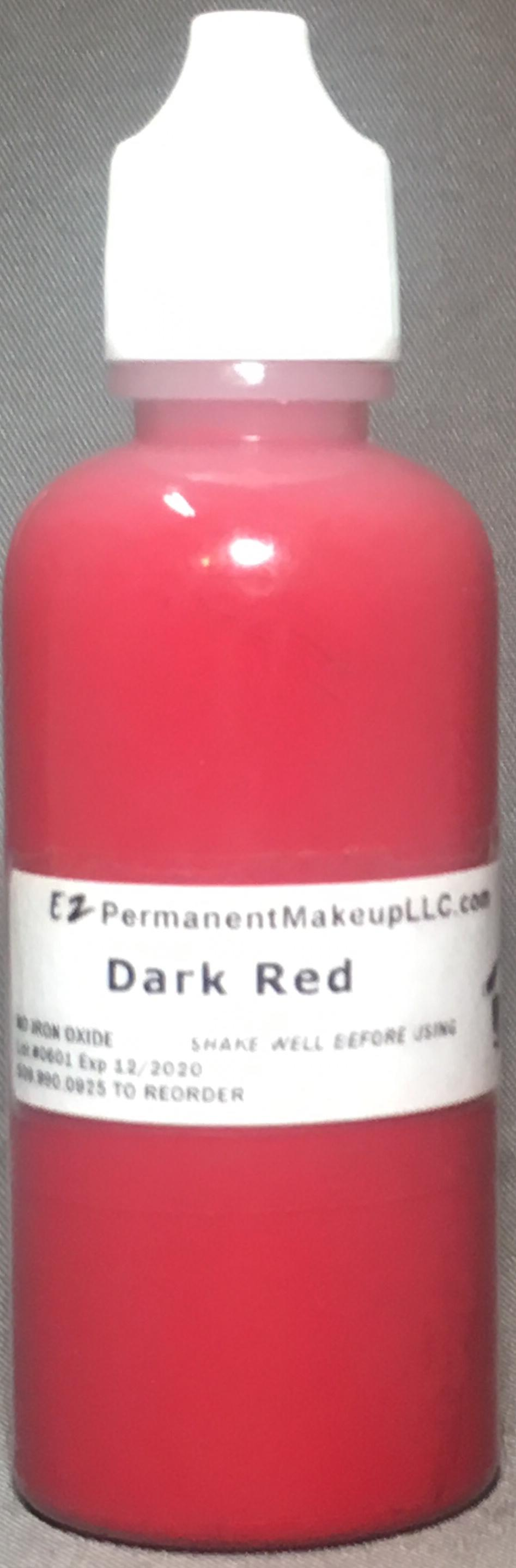 Dark Red Pigment 1oz