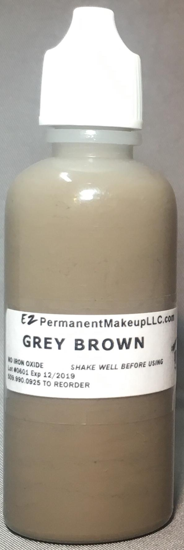 Grey Brown Pigment 1oz