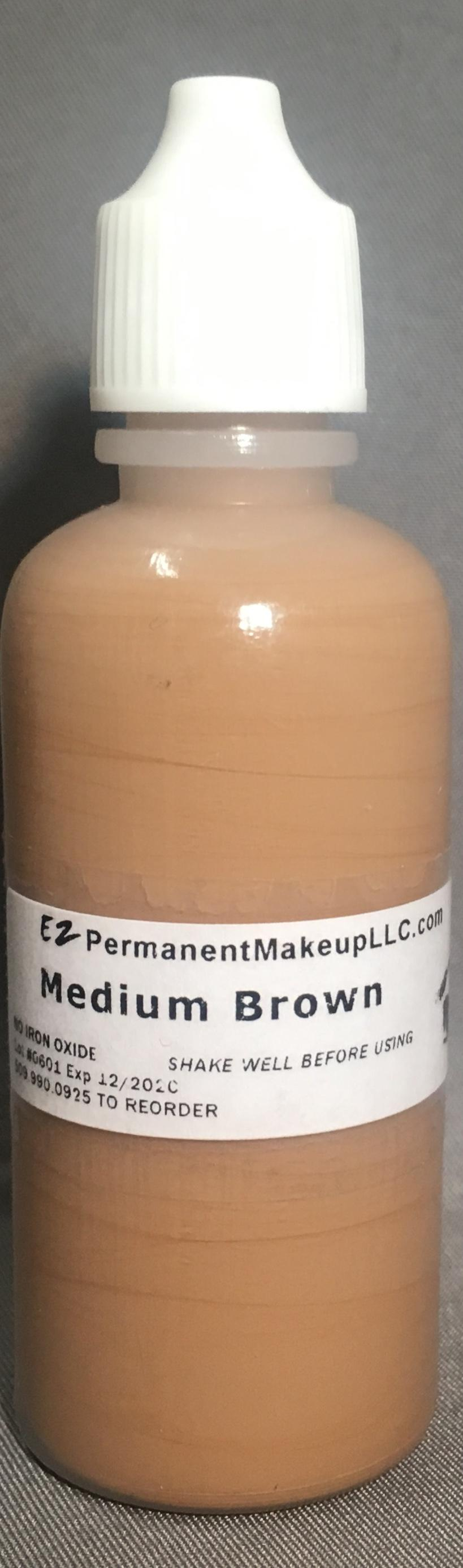 Medium Brown Pigment 1oz