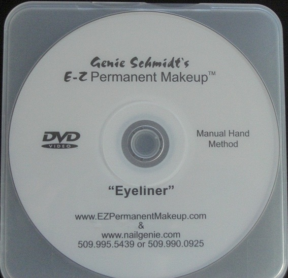 Eyeliner Instructional DVD