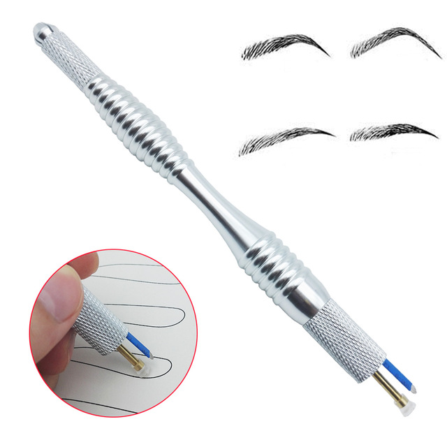 2 SIDED MICROBLADING HANDLE