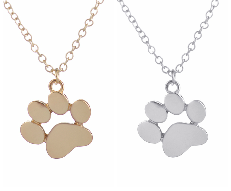 Pet Paw Necklace FREE SHIPPING!!